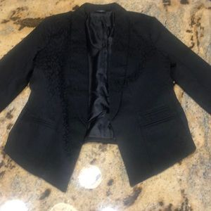 Excellent condition A.N.A black blazer PS